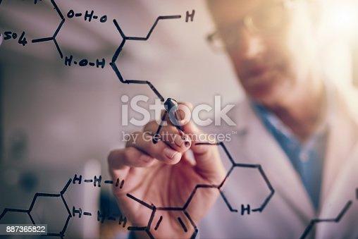 istock I have to work this out very carefully 887365822