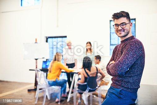 624700110istockphoto Have you ever seen a more hardworking team? 1198219896