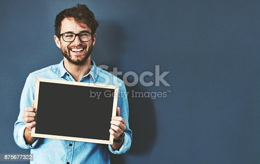 istock Have you heard about this before? 875677322