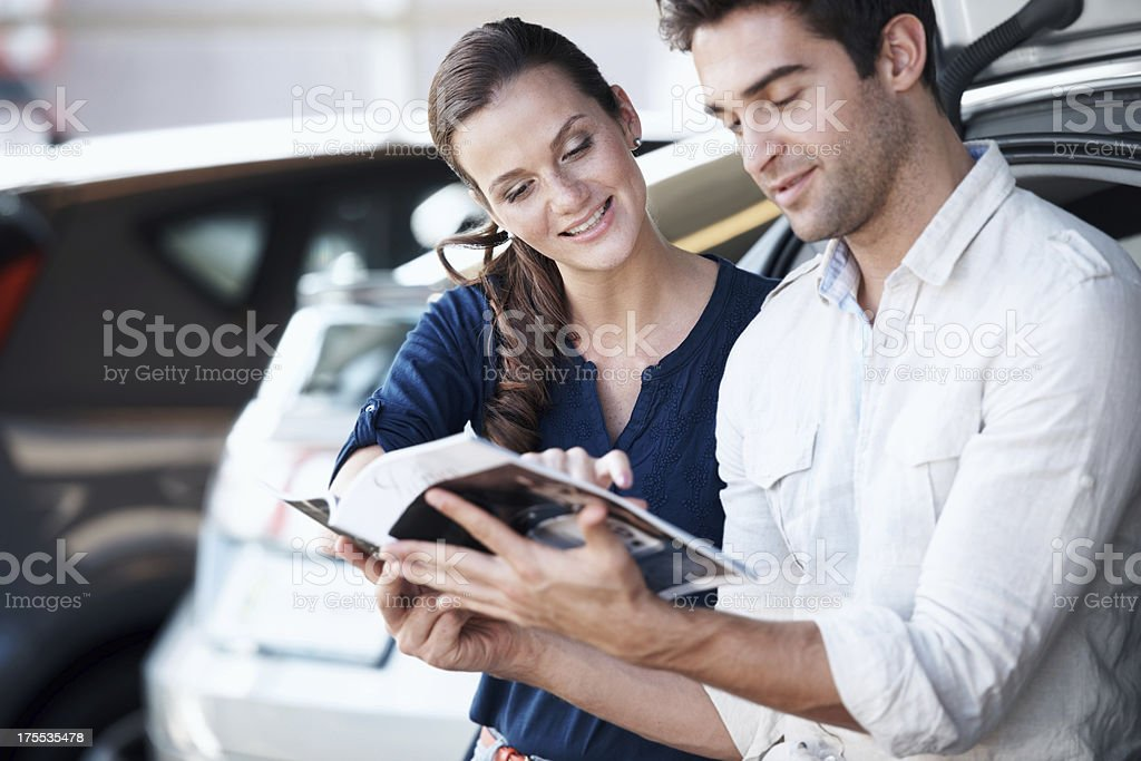 Have you seen these models stock photo