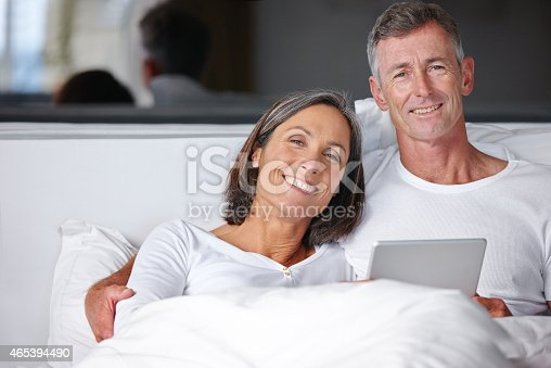 638771390istockphoto Having a relaxed weekend together 465394490