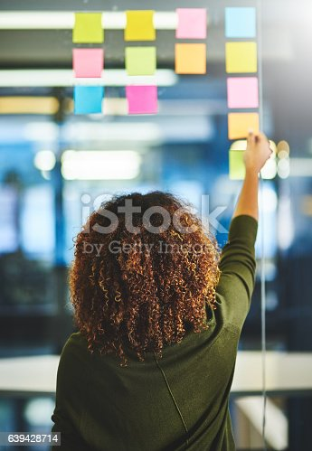 639428672istockphoto Having a solo problem solving session 639428714