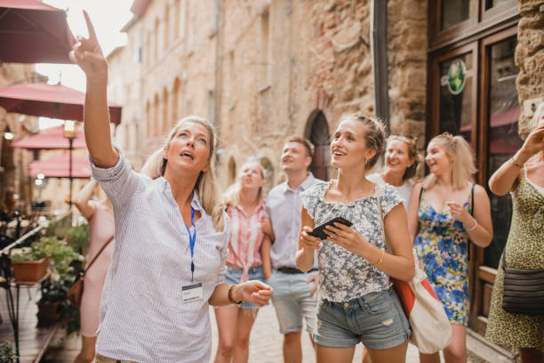 152,217 Tour Guide Stock Photos, Pictures & Royalty-Free Images - iStock