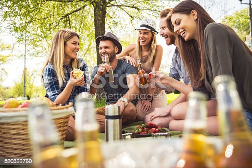 istock Having an awesome time together 520322760