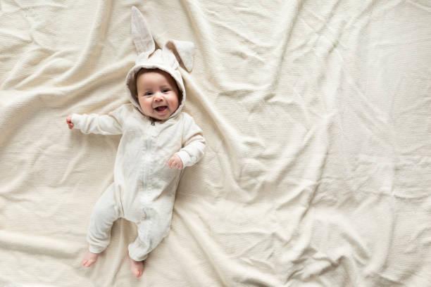 Having fun on easter day baby boy wearing bunny costume with ears picture id1131560788?b=1&k=6&m=1131560788&s=612x612&w=0&h=7omhwaddk2tnam5pmu8xfcrxt7eete060qoe3m7hqui=