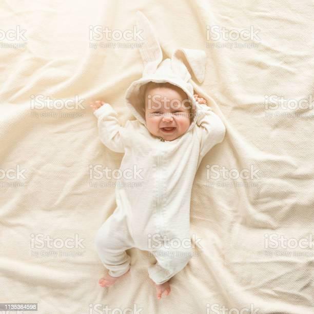 Having fun on easter day baby boy wearing bunny costume with ears picture id1135364598?b=1&k=6&m=1135364598&s=612x612&h=q7n9lvpyglsv5igdq wctjgvepexzvax1r9eq9gpfzc=