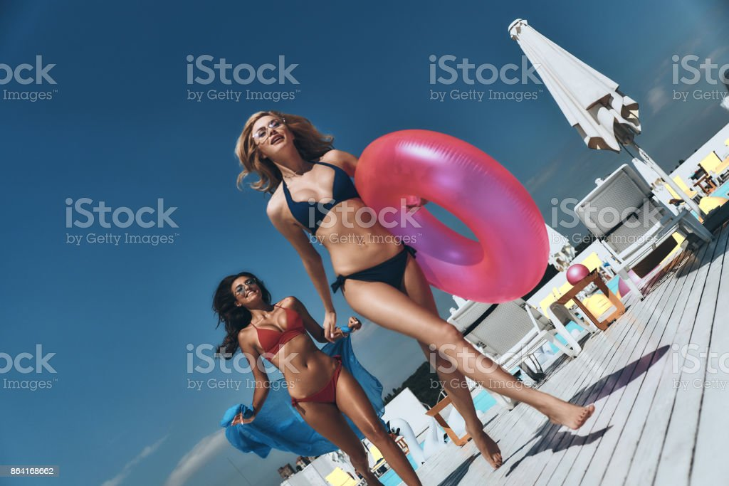 Having great time together. royalty-free stock photo