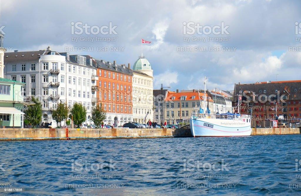 Havnegade in Kopenhagen – Foto