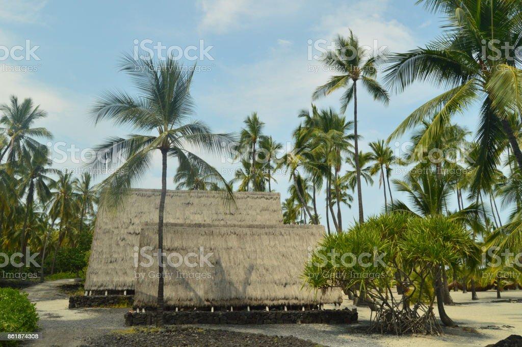 Hawai, isla grande, Estados Unidos, EEUU, Julio 2017 - foto de stock