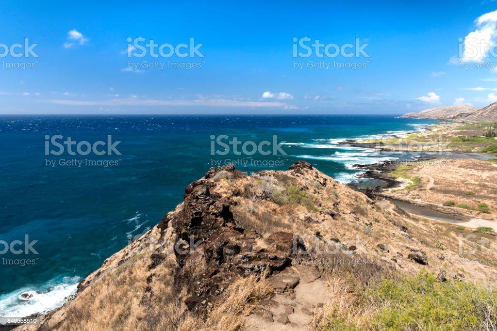 Hawaii, Oahu stock photo