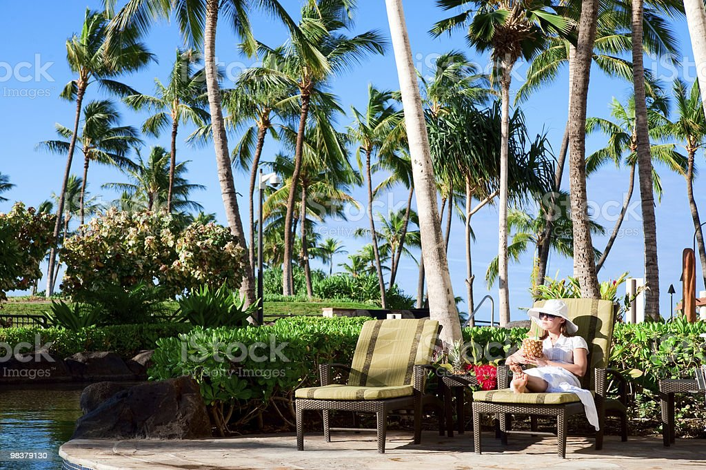 Hawaii foto stock royalty-free