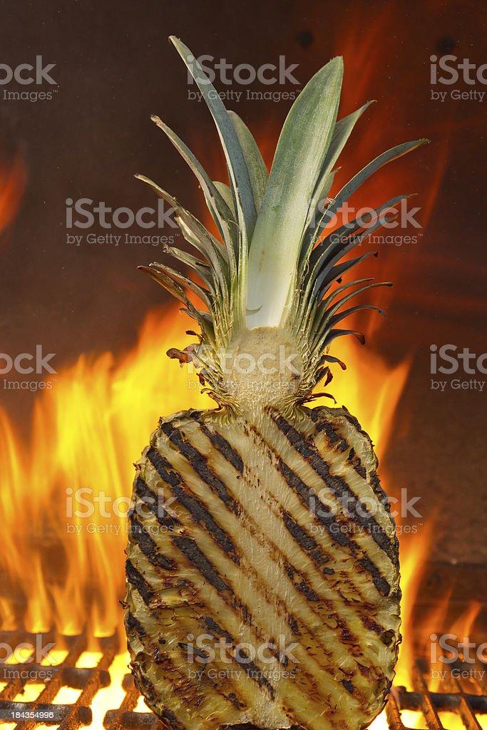 Hawaii Pineapple royalty-free stock photo