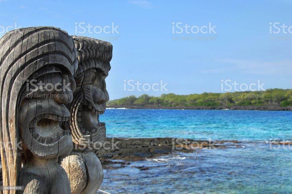 Hawaiian Culture stock photo