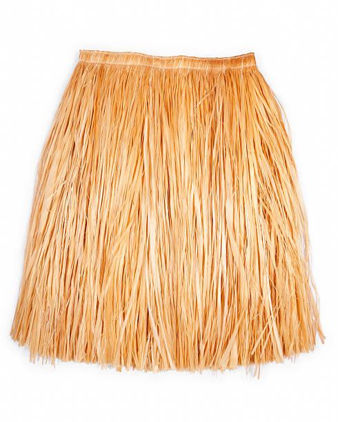 hawaiian spódnica z trawy - spódnica zdjęcia i obrazy z banku zdjęć