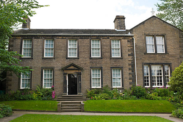 Haworth Parsonage Home of the Bronte Sisters