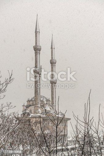 Haydarpasa Mosque in Kadikoy - Istanbul