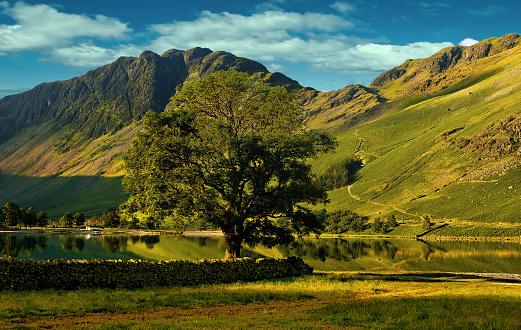 Haystacks Stock Photo - Download Image Now