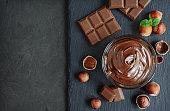 ヘーゼルナッツチョコレートスプレッド