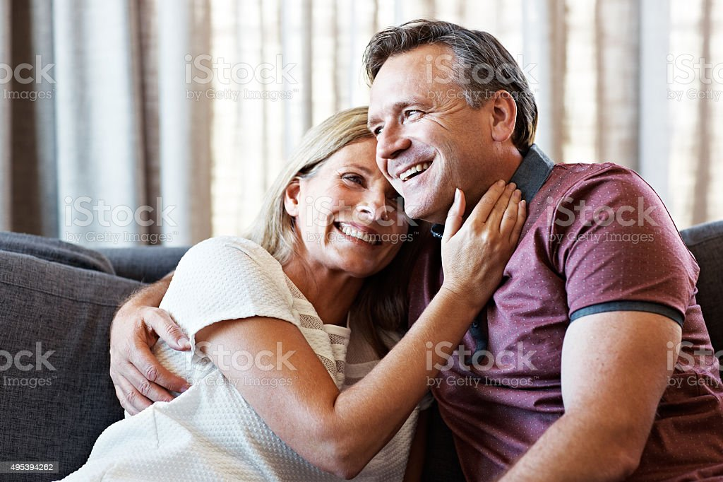 He always keeps me laughing stock photo