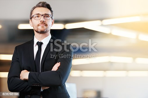 istock He brings brilliance to the business world 628265166