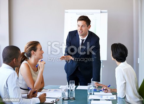 497451790 istock photo He brings clarity to the table 508468003