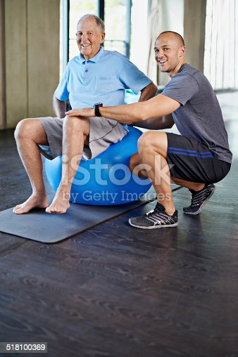 517995977 istock photo He gets stronger every day 518100369