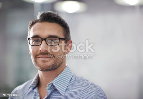 istock He has a clear vision for the company 507880063