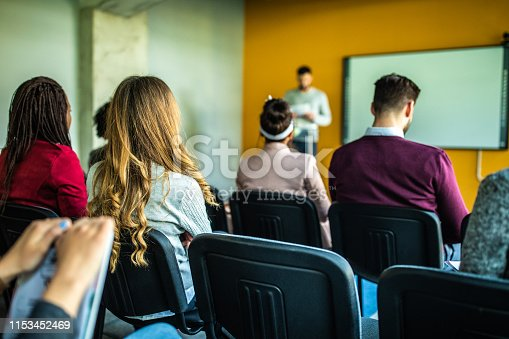 istock He has a vision and he's not afraid to share 1153452469