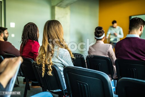 istock He has a vision and he's not afraid to share 1161558748
