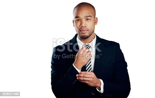 973213156istockphoto He has what it takes to be the perfect businessman 928321480