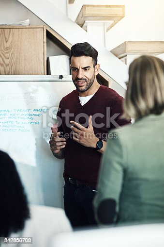 istock He knows how to keep them interested 842856708