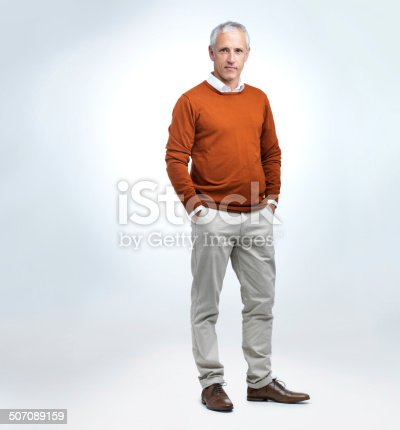 istock He knows what he wants 507089159