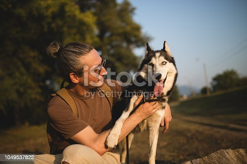 istock He loves this dog 1049537822