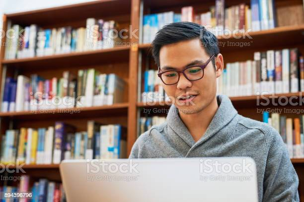He Only Strives For Success Through Hard Work Stock Photo - Download Image Now