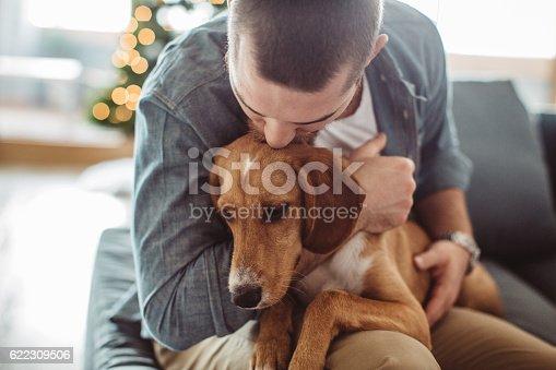 istock He really is man's best friend 622309506