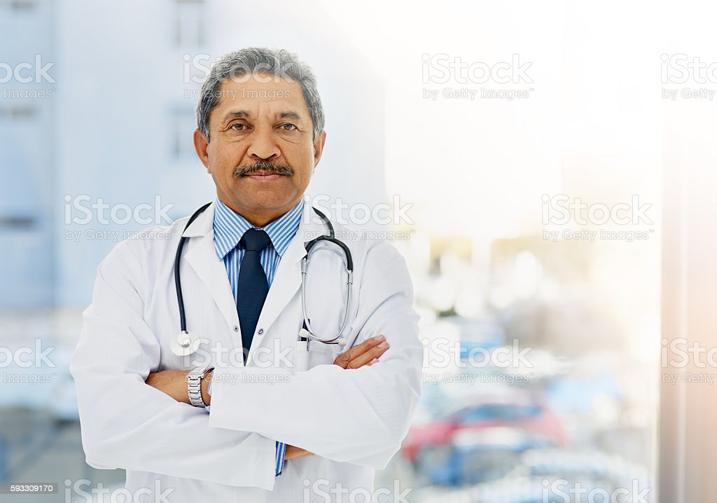He sets the standard in healthcare excellence – Foto