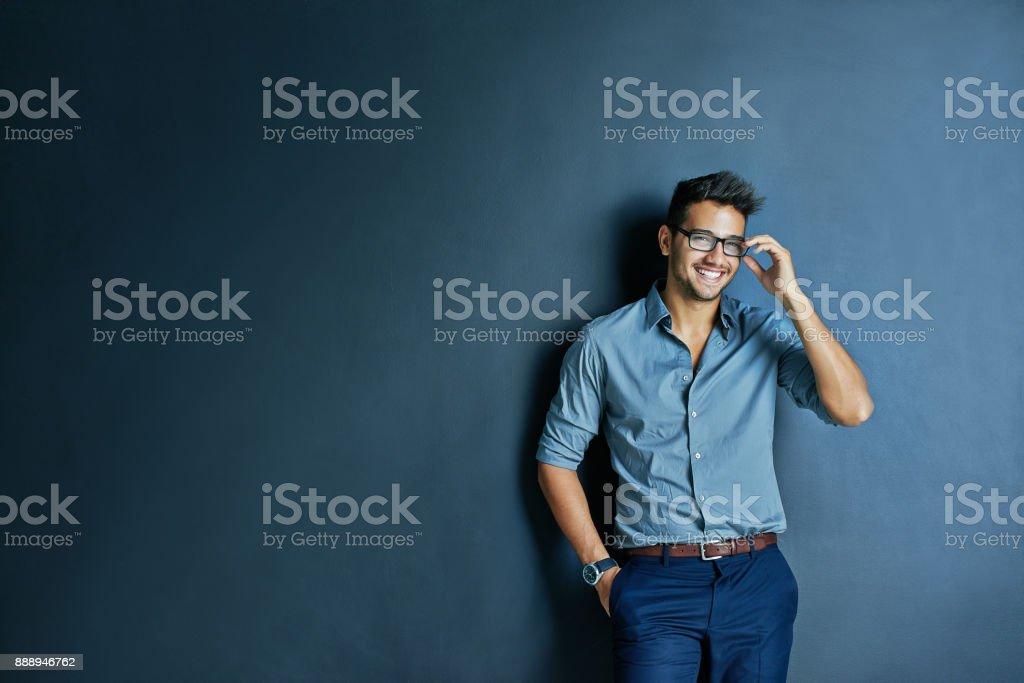 他一會兒就會見到你 - 免版稅20多歲圖庫照片