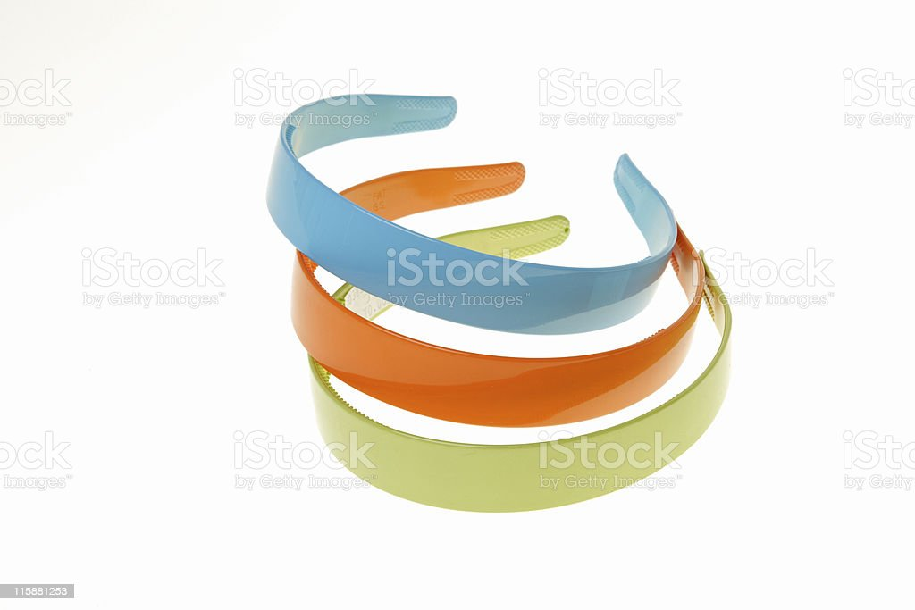 head bands royalty-free stock photo