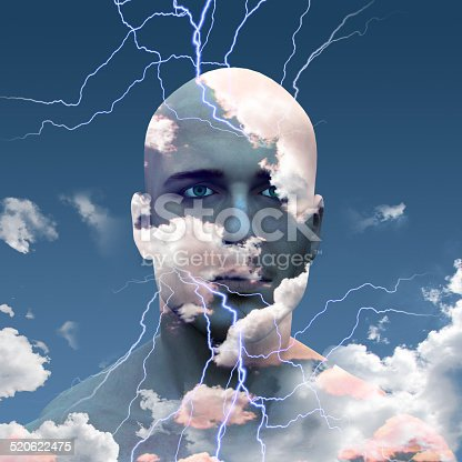 862650404istockphoto Head in Clouds 520622475