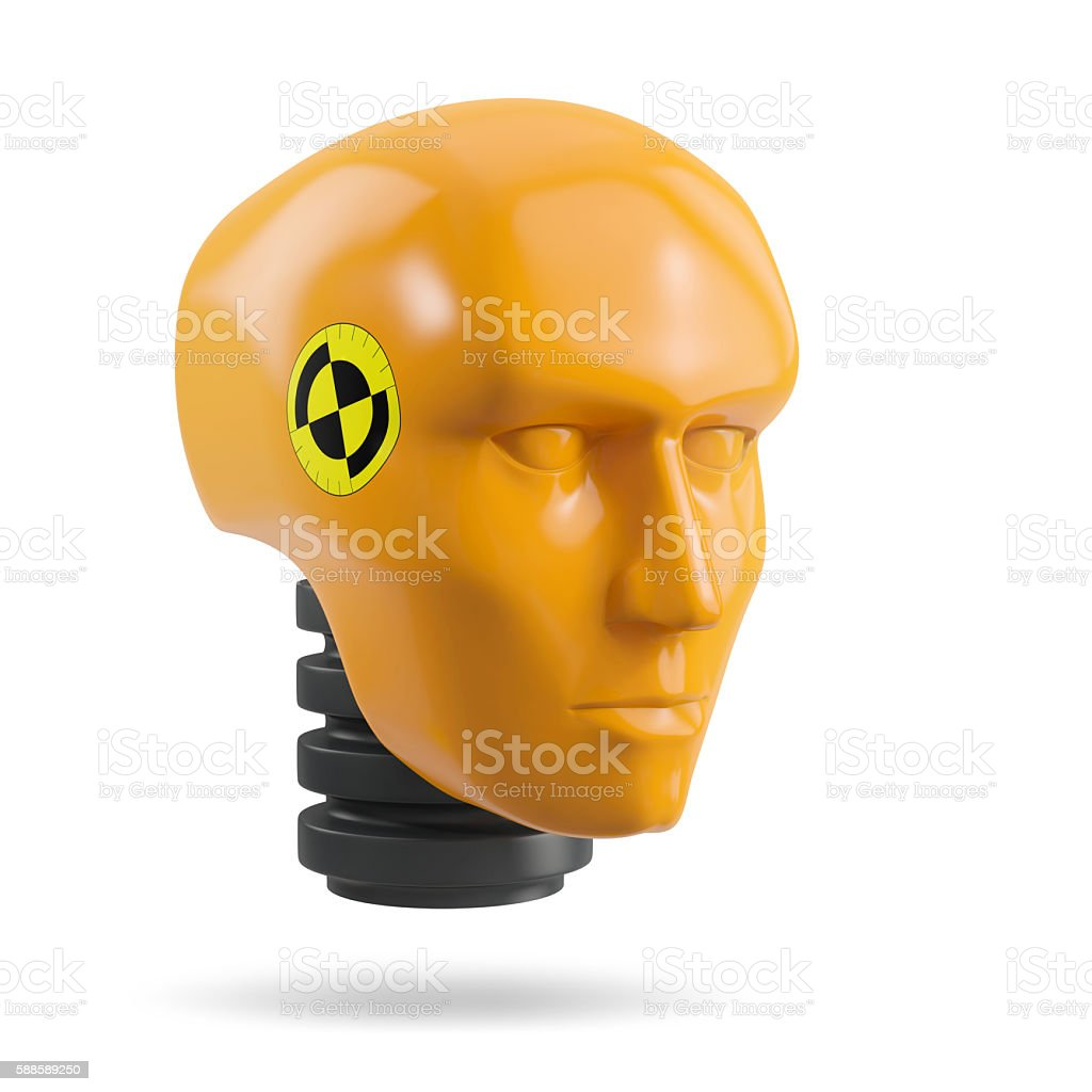 Head Of A Crash Test Dummy Stock Photo More Pictures Adult Istock Originally Posted By Royalty Free