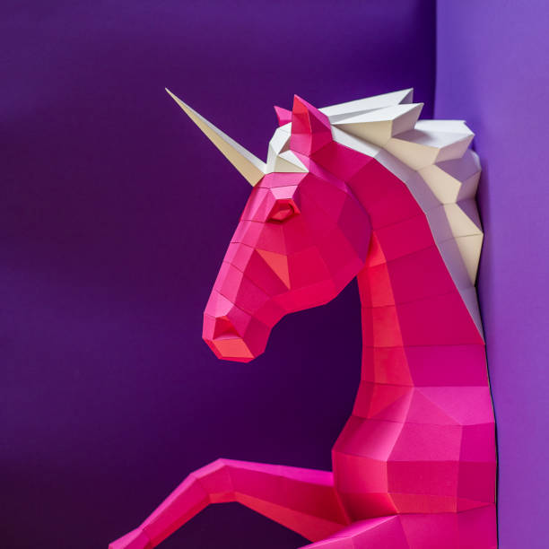 Head of a unicorn of paper on a pink and blue background picture id1195941201?b=1&k=6&m=1195941201&s=612x612&w=0&h=igo5hg6hrzjyj5cbpf6fdrzcp1w pkpf15ifw4ahlcq=