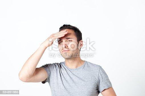 534891769 istock photo head problems 534891865