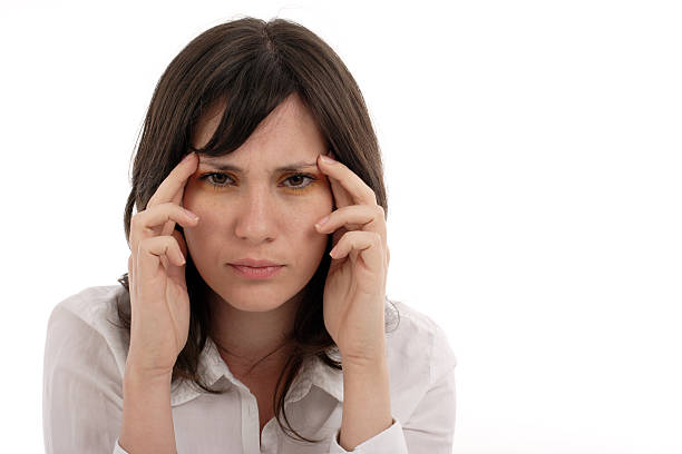 headache - deplorable stock pictures, royalty-free photos & images