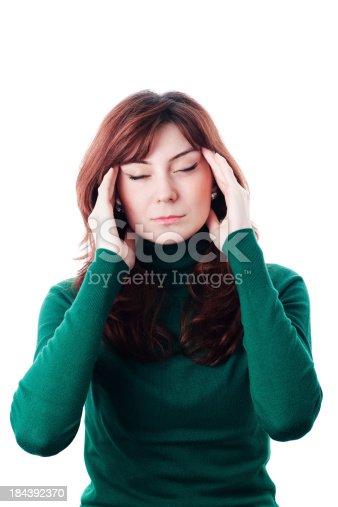 491747470 istock photo Headache 184392370