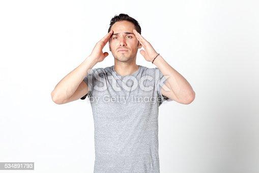 534891769 istock photo headache 534891793