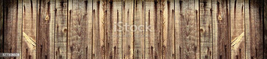 istock header  panorama  wooden old 577308528