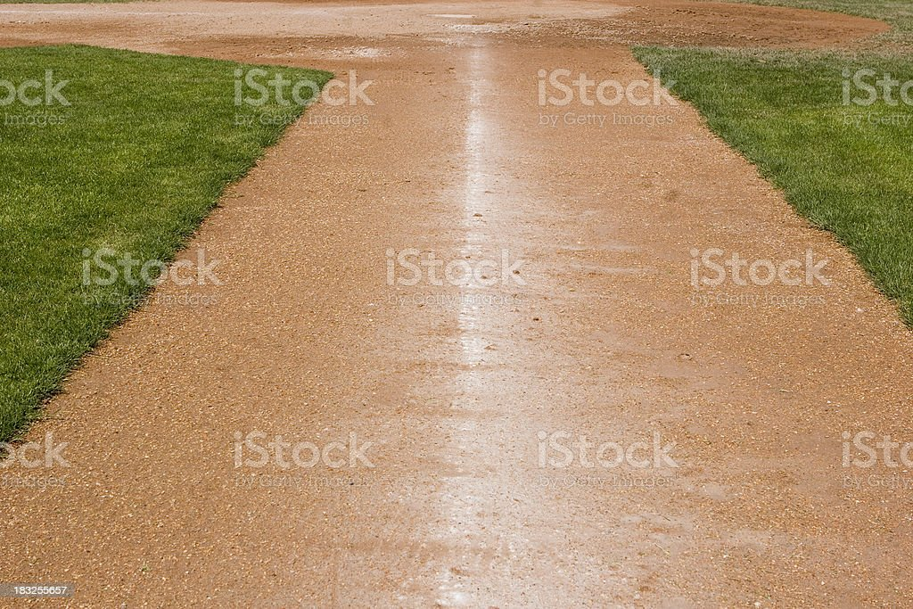 Heading for home royalty-free stock photo
