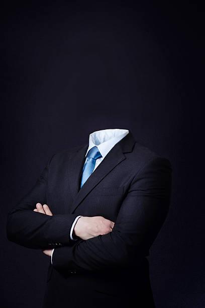 headless businessman - 被砍頭 個照片及圖片檔