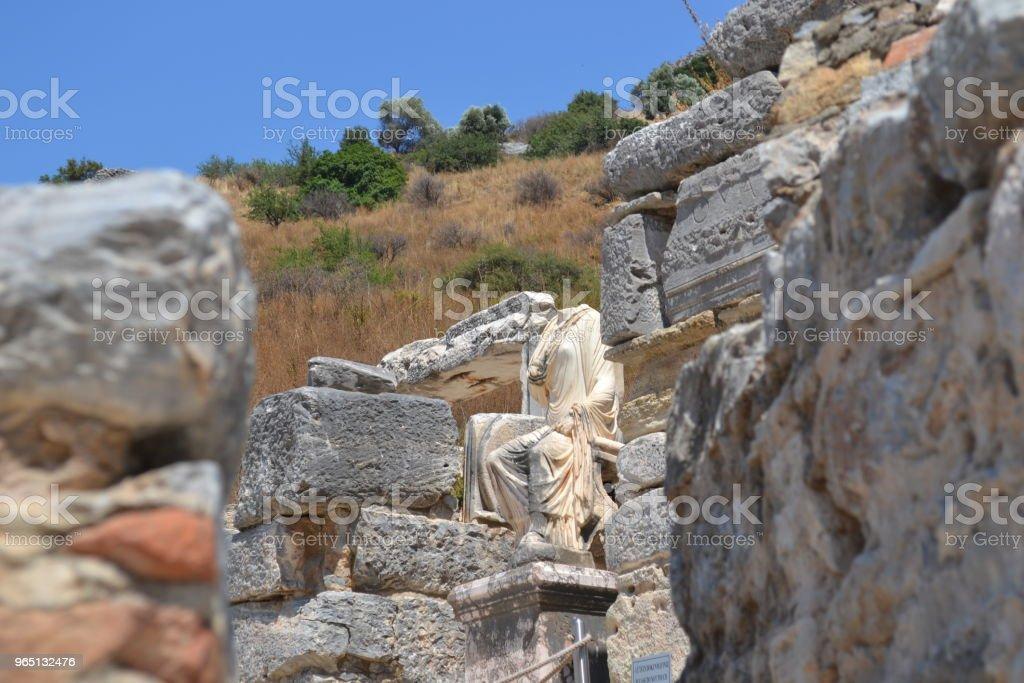 Headless Statue zbiór zdjęć royalty-free