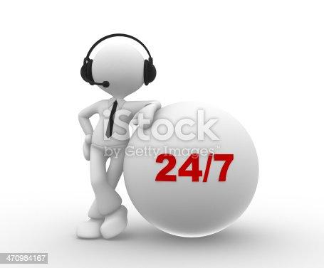 istock Headphone 470984167